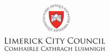 The Limerick City Crest Centered in CMYK
