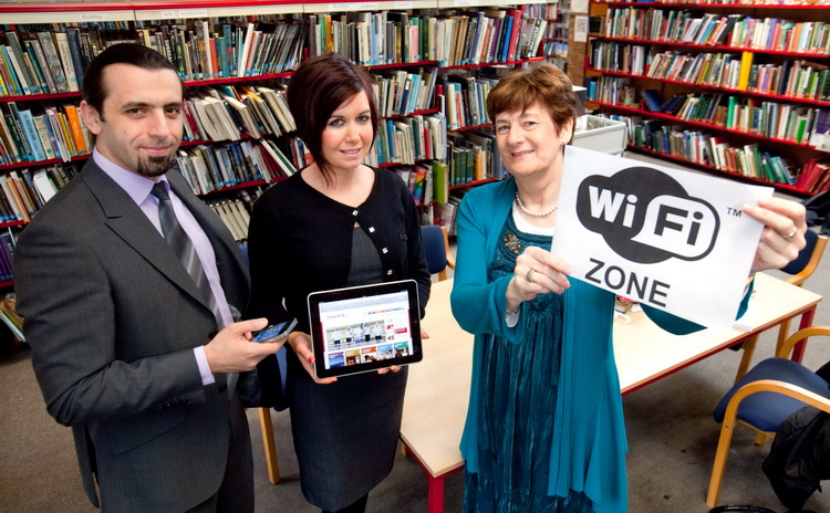 Limerick City Council Offers Free Wi-Fi In Public Buildings