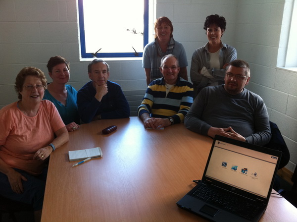 DIEGO Platform presented to the Southill Disability Group in Limerick City